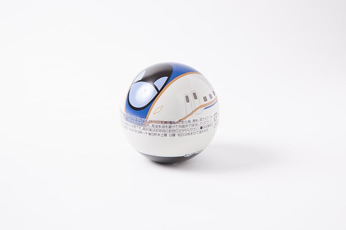 球体缶「W7」(プリントラムネ入り)
