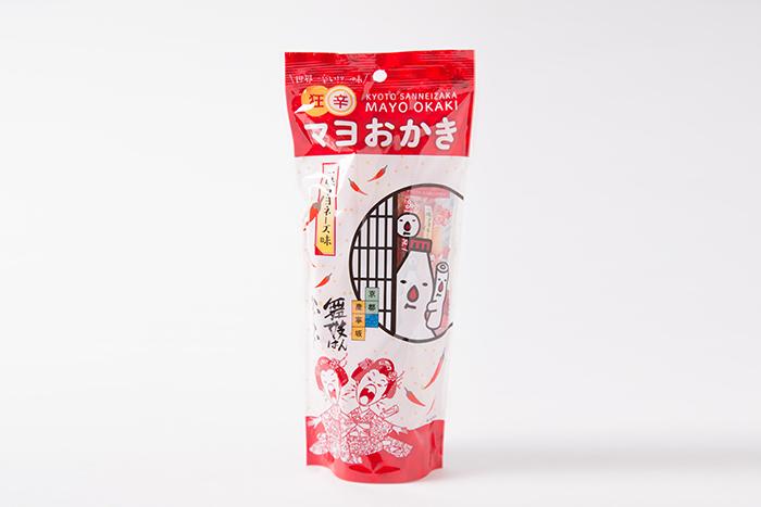 狂辛マヨおかき(一味マヨネーズ味)
