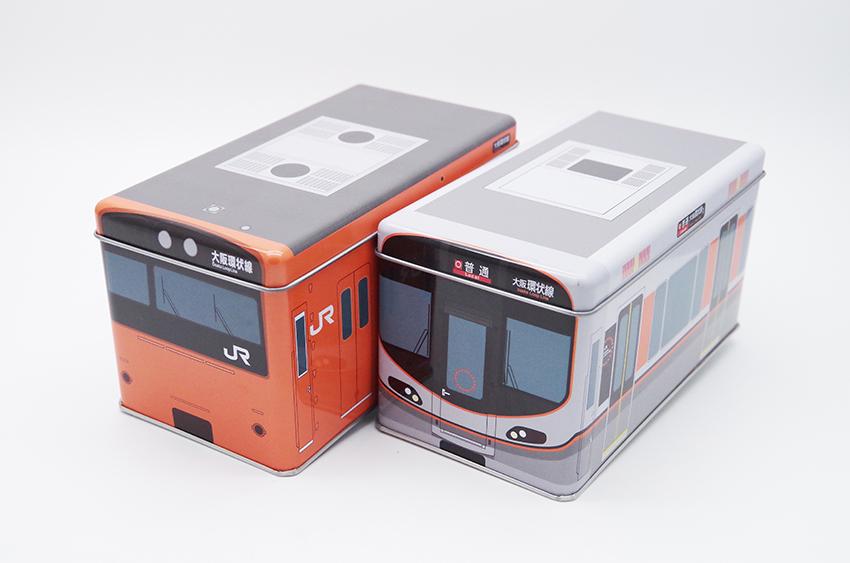 大阪環状線 電車缶クッキー