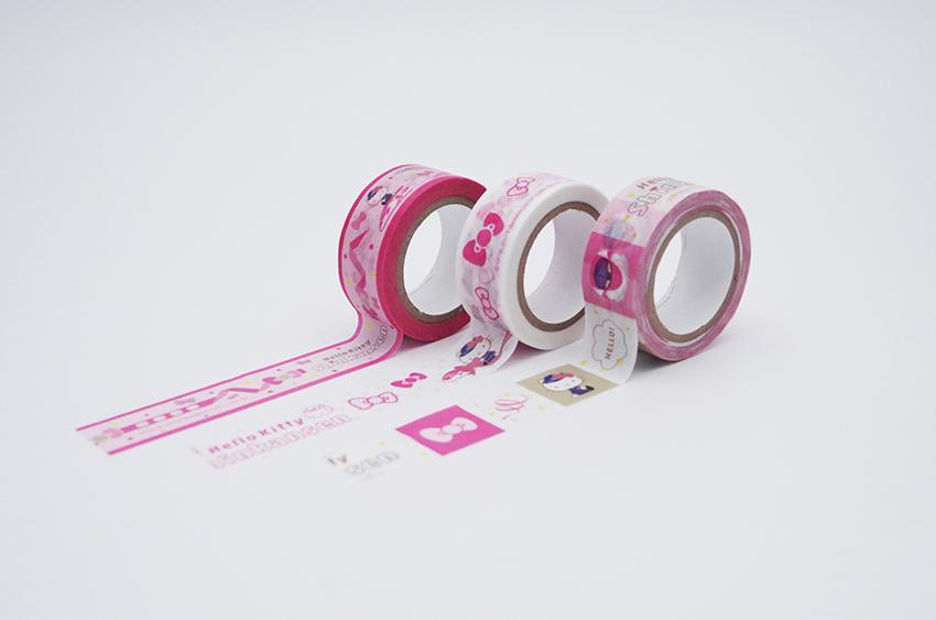 ハローキティ新幹線 マスキングテープ